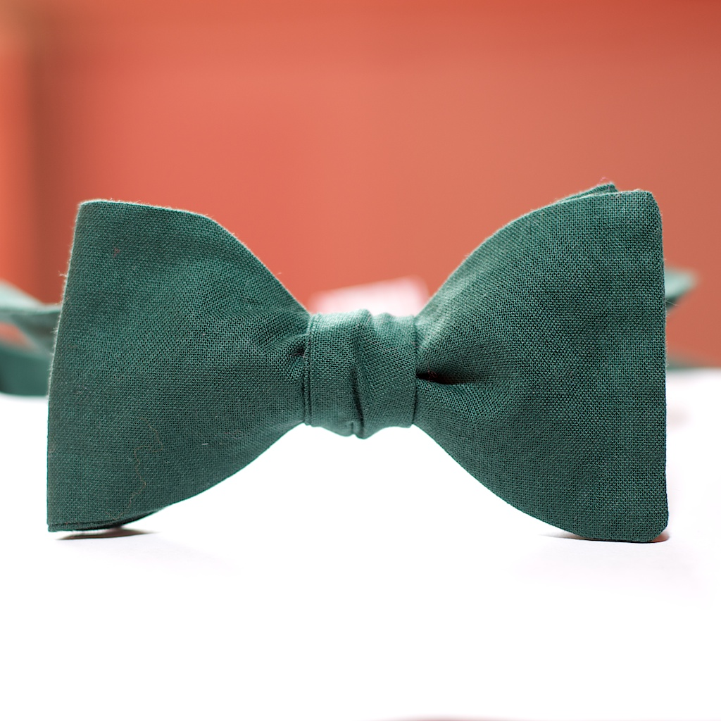 Plain Jane Jade Green Bowtiful Ties